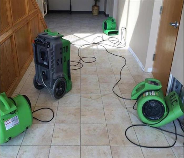 Water Damage - Rolling Meadows
