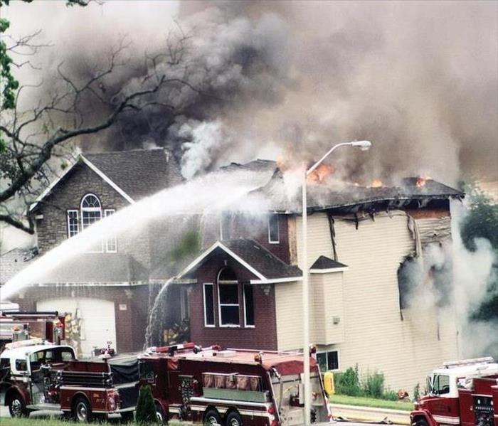Fire Damage Cleaning Carpeting and Upholstery in Your Palatine Home After a Fire