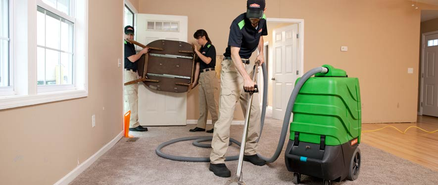Palatine, IL residential restoration cleaning